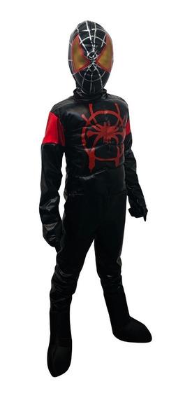 Disfraz Miles Morales Spiderman Marvel Comics