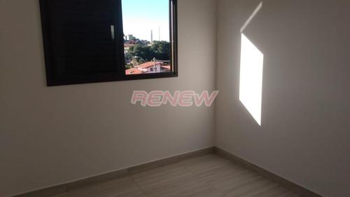 Apartamento Para Aluguel, 1 Quarto, 1 Vaga, Jardim Santa Claudina - Vinhedo/sp - 7480
