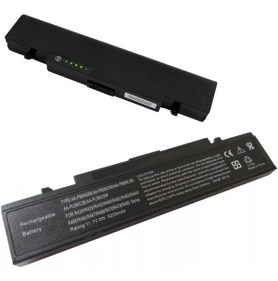 Bateria E Carregador Notebook Samsung Rv411