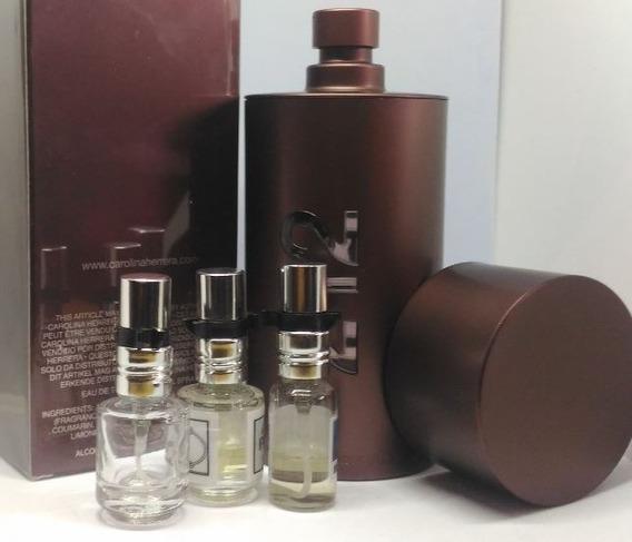Amostra-decant Perfume Masc. 212 Men Sexy C.h. Frasco De 5ml