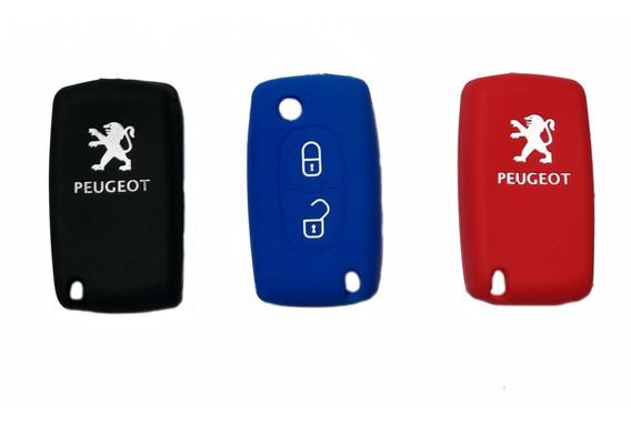 Funda Cubre Llave Peugeot 2b 207 Gti 308 307 3008 Partner
