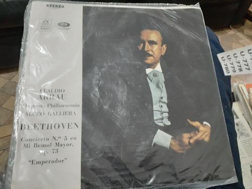 Vinilo Lp  Claudio Arrau  Beethoven (u752