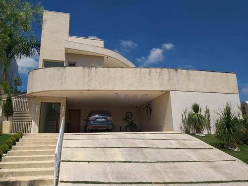 Casa Com 3 Dormitórios À Venda, 450 M² Por R$ 1.650.000,00 - Reserva Santa Maria - Jandira/sp - Ca1992