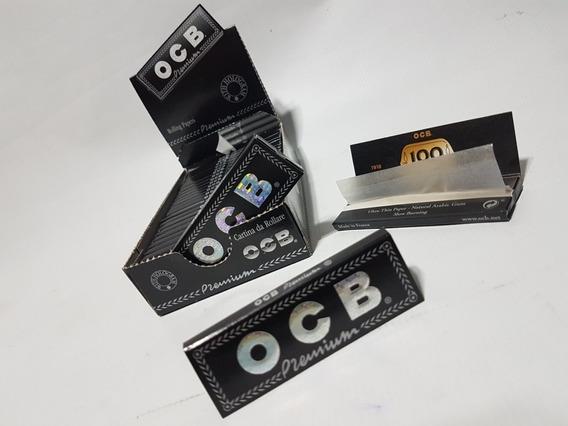 Papel Ocb Premium Black
