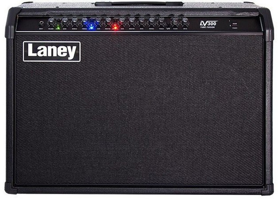 Amplificador Laney Guitarra Combo 2x12 Lv300 Twin | Frete