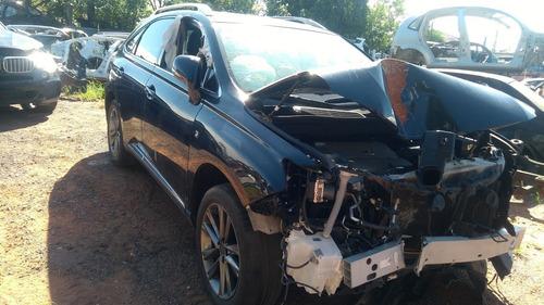 Sucata Peças Acessórios Lexus Rx350 2014 277cv