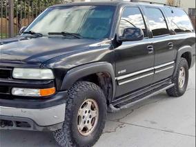 Chevrolet 1500 Suburban 5.1 4x4