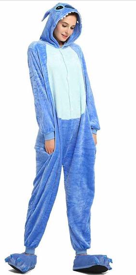 Pijama Disfraz Stitch Kigurumi Adultos
