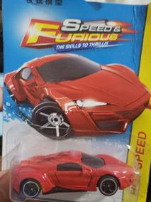 Lykan Hypersport 1/64 Velozes E Furiosos Speed & Furious