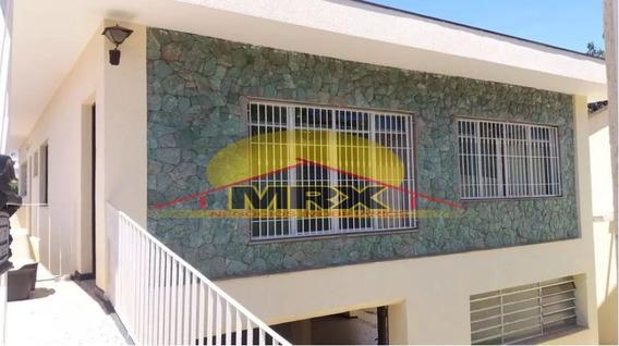 Casa Térrea - 6 Quartos - Vila Mariana. - Mr10296
