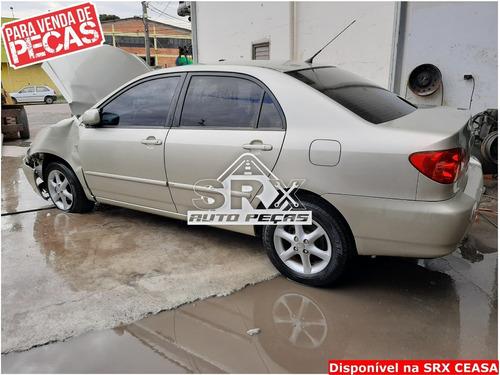 Sucata Toyota Corolla Xei 1.8 Flex 16v Aut Peças