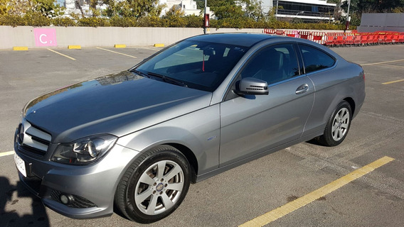 Mercedes-benz Clase C Coupe C180