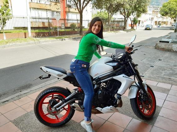Kawasaki Er6n 2012 Er6n 650 2012