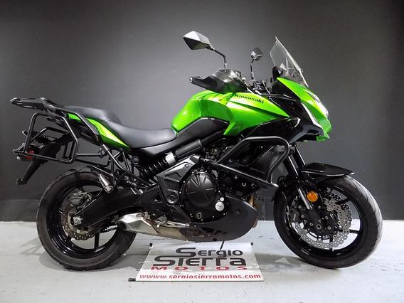 Kawasaki Versys650 Verde 2015