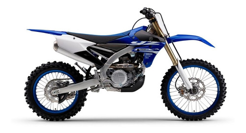 Yamaha Yz 450 Fx 0km Automoto Lanus