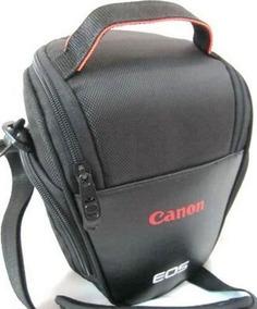 Bolsa Canon Para Dslr/7d/60d/t1i/t2i/t3i/t4i/t5i