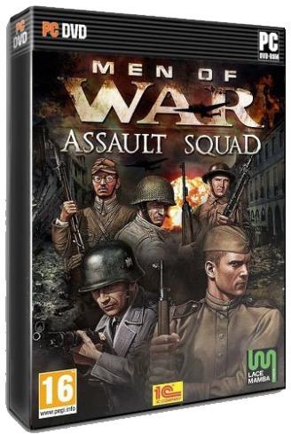 Men Of War: Assault Squad - Pc Dvd - Mídia Física Frete 8 R$