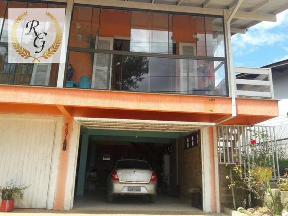 Casa Residencial Para Venda E Locação, Mendanha, Viamão. - Ca0143