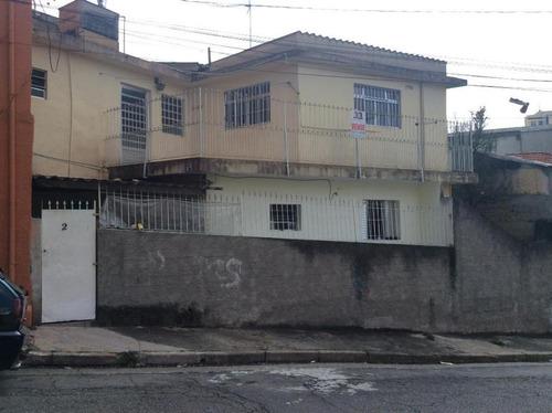 Sobrado Residencial À Venda, Vila Formosa, São Paulo. - So6373