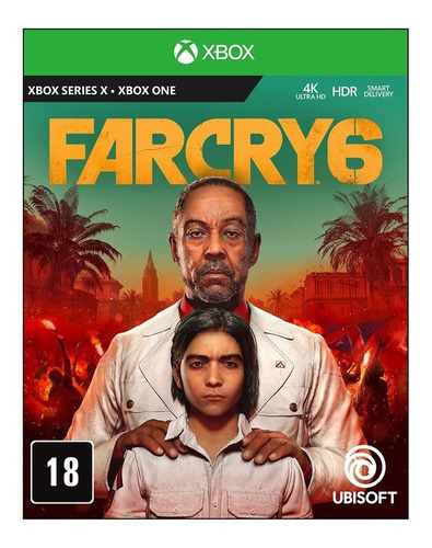 Imagem 1 de 6 de Jogo Far Cry 6 Xbox One - Xbox Series X