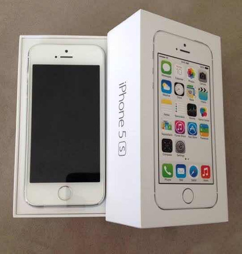 iPhone 5s Prata E Branco 32 Gigas  - Envio Emediato