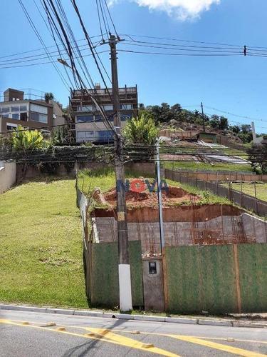 Imagem 1 de 5 de Terreno À Venda, 418 M² Por R$ 500.000,00 - Alpha Sítio - Santana De Parnaíba/sp - Te1014