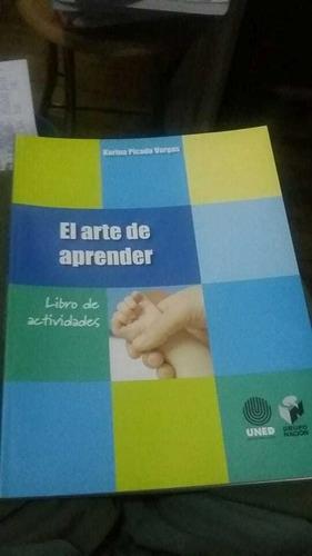 El Arte De Aprender. Libro De Actividades. Karina Picado