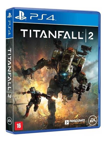 Jogo Titanfall 2 Ps4