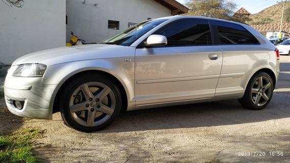 Audi A3 3.2 V6 Quattro Premium 2007