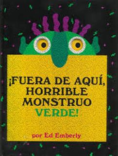 Fuera De Aqui, Horrible Monstruo Verde - Ed Emberly