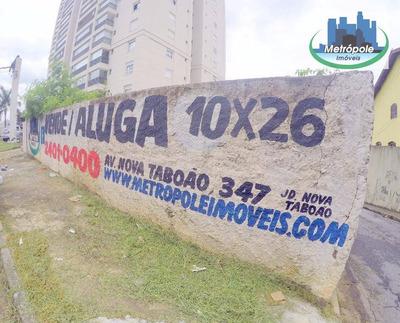 Terreno Residencial À Venda, Parque Renato Maia, Guarulhos. - Te0066