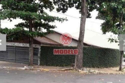 Casa Com 3 Dormitórios À Venda, 236 M² Por R$ 550.000,00 - Vila Prudente - Piracicaba/sp - Ca2738