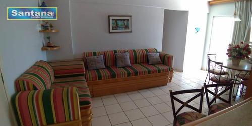 Apartamento Com 2 Dormitórios À Venda, 69 M² Por R$ 140.000,00 - Do Turista - Caldas Novas/go - Ap0806