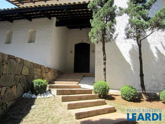 Casa Térrea - Cidade Jardim - Sp - 415593