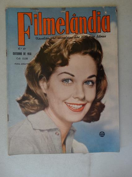 Filmelândia Nº 47! Rge Outubro 1958!
