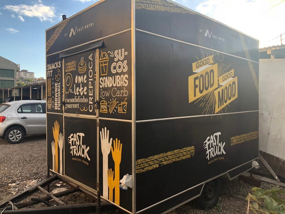 Food Truck Completo - Ano 2017
