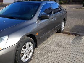 Honda Accord 2.4 Ex-l At El Mas Equipado, Completamente Orig