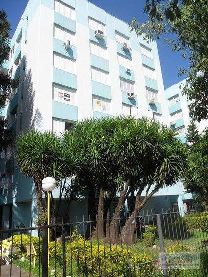 Excelente Apartamento Em Condomínio Tradicional No Bairro Junto Avenida Com Elevador E Portaria 24 Horas - Ap0724