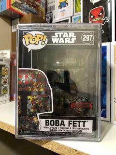 Funko Pop Star Wars Boba Fett #297 Special Edition