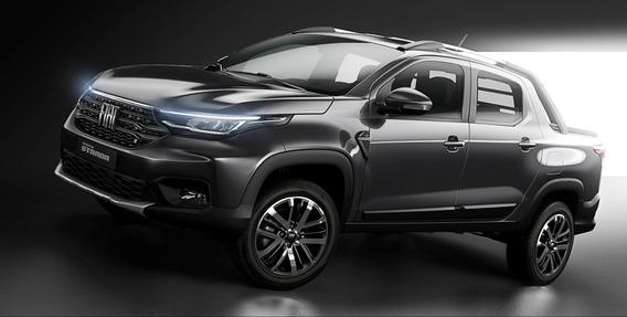 Nueva Fiat Strada 0km 2020- Anticipo De 80mil Y Cuotas! - L