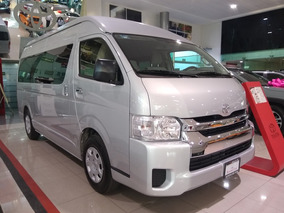 Toyota Hiace 2.7 Bus 15 Pas Mt 2019