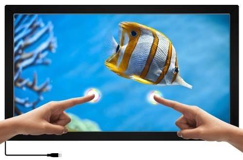Moldura Touch Screen Para Espelho Mágico 55 Polegadas