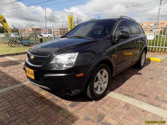 Chevrolet Captiva Sport 2.4cc 4x2 At Aa