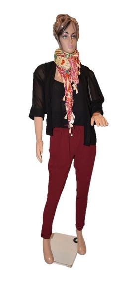 47 Street Pantalon Babucha Lisa Nueva Coleccion Promo