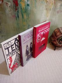 Margaret Atwood 3 Livros A Tenda Semente De Bruxa Negociando