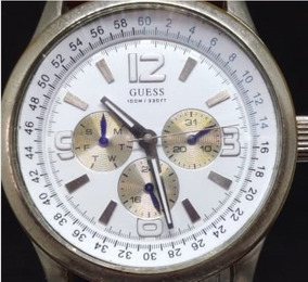 Relógio Guess T04164 Masculino Webclock