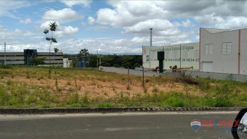 Imagem 1 de 3 de Terreno Industrial À Venda - Jardim Santorini - Indaiatuba/sp - Te0798
