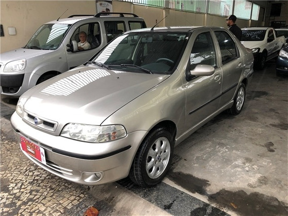 Fiat Siena 1.3 Mpi Fire Elx 16v Gasolina 4p Manual