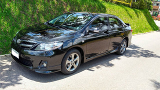 Toyota Corolla Xrs 2013 Único Dono