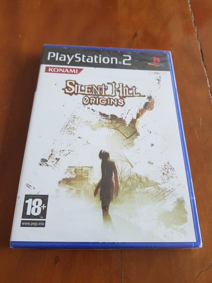 Silent Hill Origins Ps2 Europeu Original Lacrado